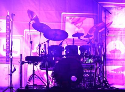 PRE Drum Purple